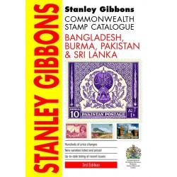 BANGLADESH, BURMA, PAKISTAN & SRI LANKA 3rd edition