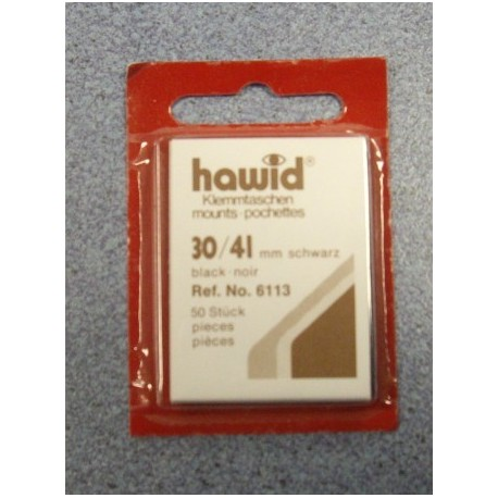 Hawid black mount 30 x 41 mm