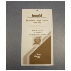 Hawid black mount 85 x 265 mm