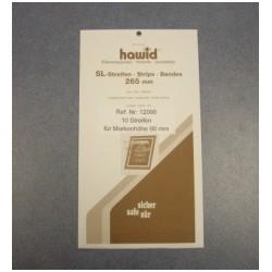 Hawid black mount 90 x 265 mm
