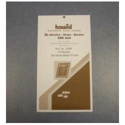 Hawid black mount 95 x 265 mm