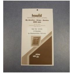 Hawid black mount 100 x 265 mm