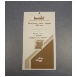 HAWID black mount 105 x 265 mm