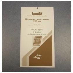 HAWID black mount 110 x 265 mm