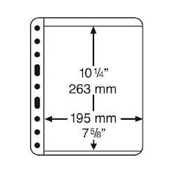 Vario Black 1 Size 263 x 195 mm Pocket
