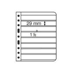 Vario Black 8 Size 29 x 195 mm Pockets