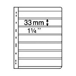Vario Black 7 Size 33 x 195 mm Pockets
