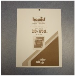 Hawid black mount 210 x 170 mm