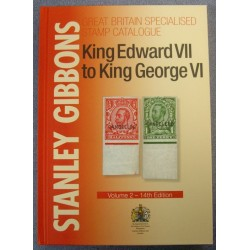 Great Britain Specialised Vol 2 The Four Kings